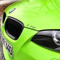 R design Fahrzeugfolierung