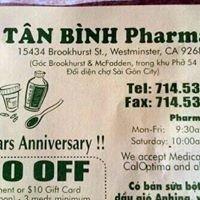 Tan Binh Pharmacy