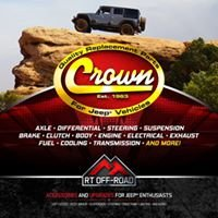 Crown / RT Off-Road Puerto Rico