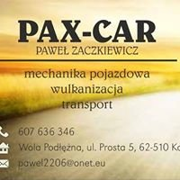 Pax-Car Paweł Zaczkiewicz
