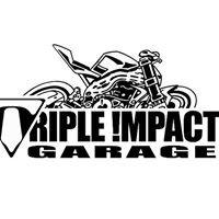 Triple Impact Garage