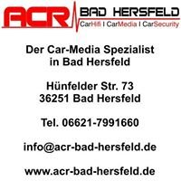 ACR-Bad Hersfeld - Der Car-Media Spezialist in Bad Hersfeld
