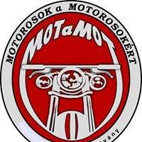 MOTOROSOK a MOTOROSOKÉRT (MOTaMOT) alapítvány
