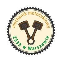 Mechanik Motocyklowy - ZS 33 w Warszawie