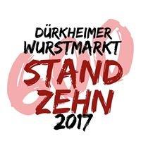 Dürkheimer Wurstmarkt - Stand Zehn