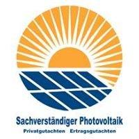Sachverständiger Photovoltaik