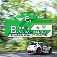 8. rally Vipavska dolina
