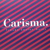 Carisma.Frauen kaufen Autos