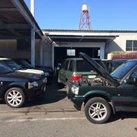 株式会社レンジニアス Land Rover Total Service