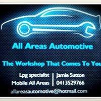 All Areas Automotive mobile mechanic