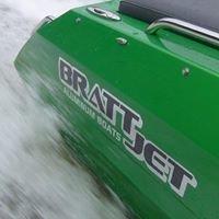 Bratt Jet Aluminum Boats