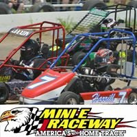 """Mini """"E"""" Raceway"""