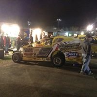 Dirt car racing tours