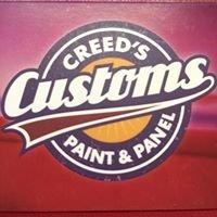 Creeds Customs