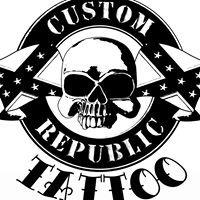 Custom Republic Tattoo