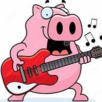 Squealing Pig Muff