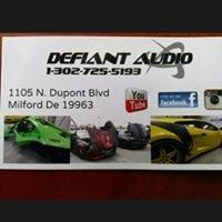 Defiant Audio