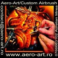 Aero Art - Custom airbrush