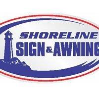 Shoreline Sign & Awning