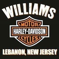 Williams Harley-Davidson, Lebanon, New Jersey