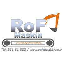 RoF Maskin AS