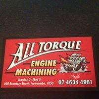 All Torque Engine Machining