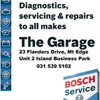 The Garage Mt Edge - Bosch Car Service