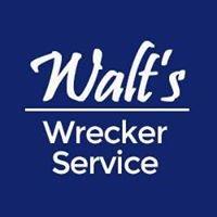 Walt's Wrecker Service