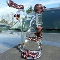 Yeti House Glass