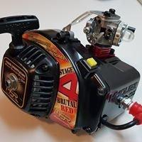 MSR Modelsportracing - 2 stroke gasoline racing engines, parts & tools