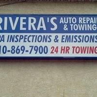 Rivera's Auto Repair & Towing