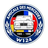 Amicale des Mercedes W124