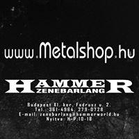 MetalShop.Hu & HammerZenebarlang