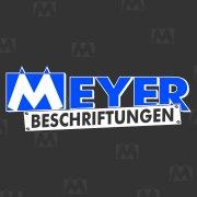 Meyer Beschriftungen