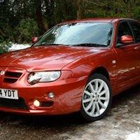 Jules original Rover 75 ZT Specialist-established 2005