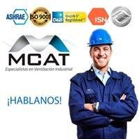 MCAT Especialistas en Ventilación Industrial