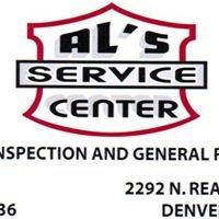 Al's Service Center