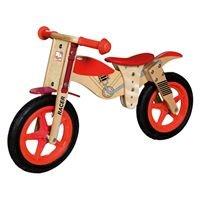 Holz-Spielzeugparadies