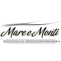 Mare e Monti Restauracja Śródziemnomorska i Apartamenty