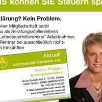 Kristin Peggau - Beratungsstelle Aktuell Lohnsteuerhilfeverein e. V.
