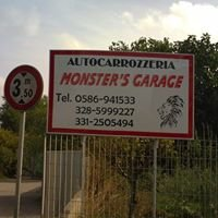 Autocarrozzeria monster's garage