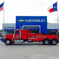 Clifton  Chevrolet Heavy Duty Towing