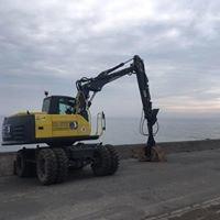 Ulrich Bünning - Straßen- und Tiefbau - Containerdienst