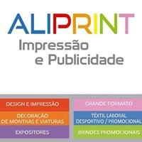 Aliprint - Impressão e Publicidade