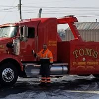 Tom's 24 Hour Towing Inc