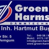 Dämmtechnik Groen & Harms GmbH Inhaber Hartmut Bugiel