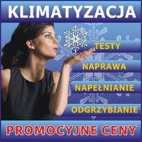 Klimatyzacja samochodowa Warszawa