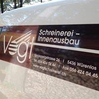 Vogt Schreinerei -  Innenausbau