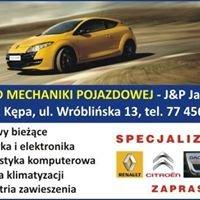 Serwis Samochodów Francuskich PRO SC  Janusz Jarzębski Paweł Jarzębski