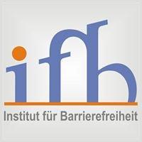 Ifb institut für Barrierefreiheit